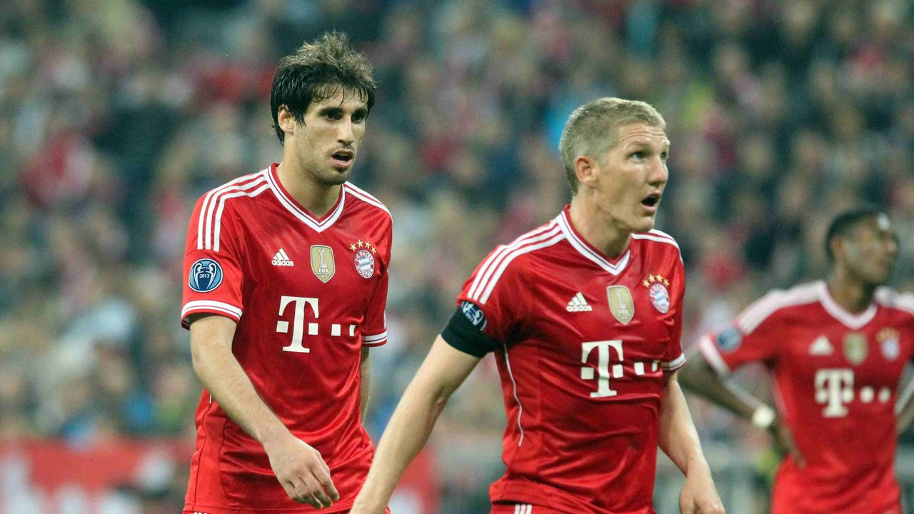 2013/2014: Real Madrid gegen FC Bayern (Halbfinale)  - Bildquelle: imago