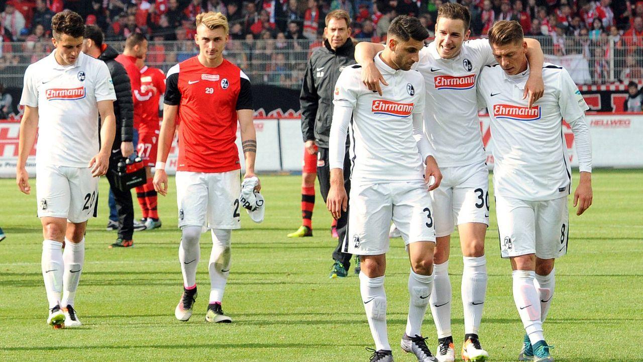 Platz 7: SC Freiburg - Bildquelle: imago/Heuberger