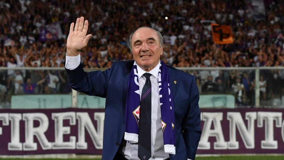 Rocco Commisso ist seit Juni Eigentümer vom AC Florenz - Bildquelle: AFPSIDANDREAS SOLARO