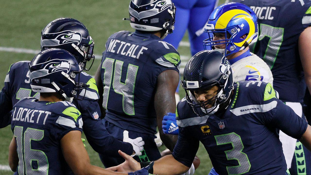 Seattle Seahawks: Offense - Bildquelle: getty