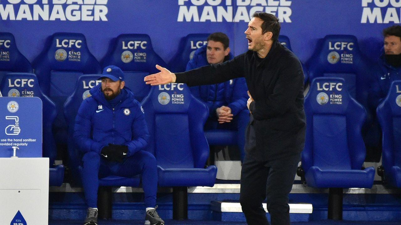 Verlierer: Frank Lampard  - Bildquelle: getty