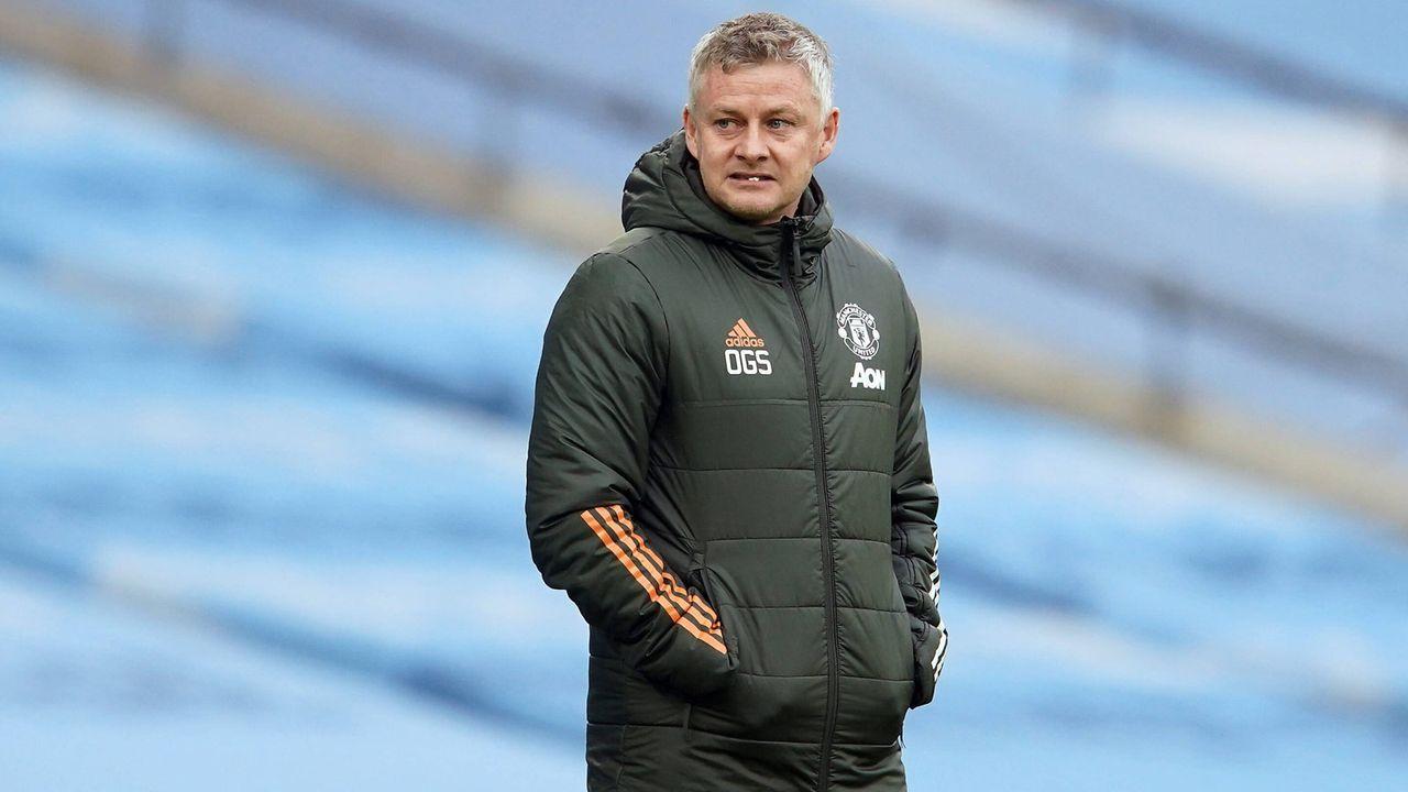 Manchester United - Bildquelle: imago images/PA Images