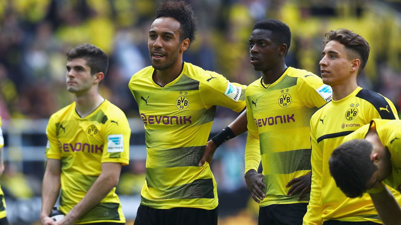 Platz 11: Borussia Dortmund - Bildquelle: getty