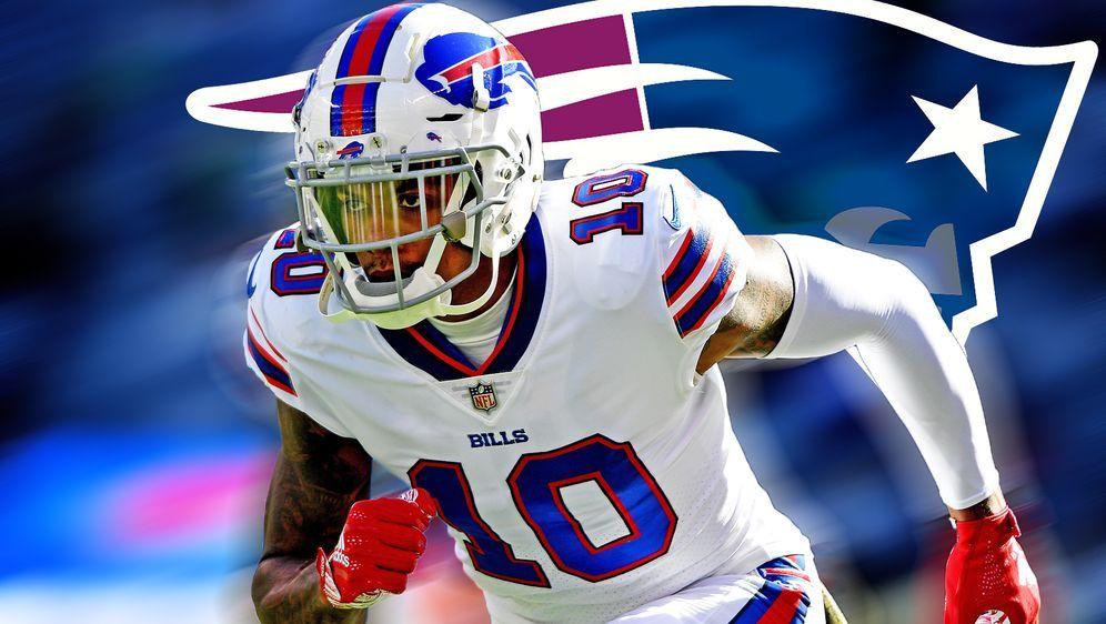 Terrelle Pryor spielte in der NFL zuletzt für die Buffallo Bills - Bildquelle: getty/ran.de