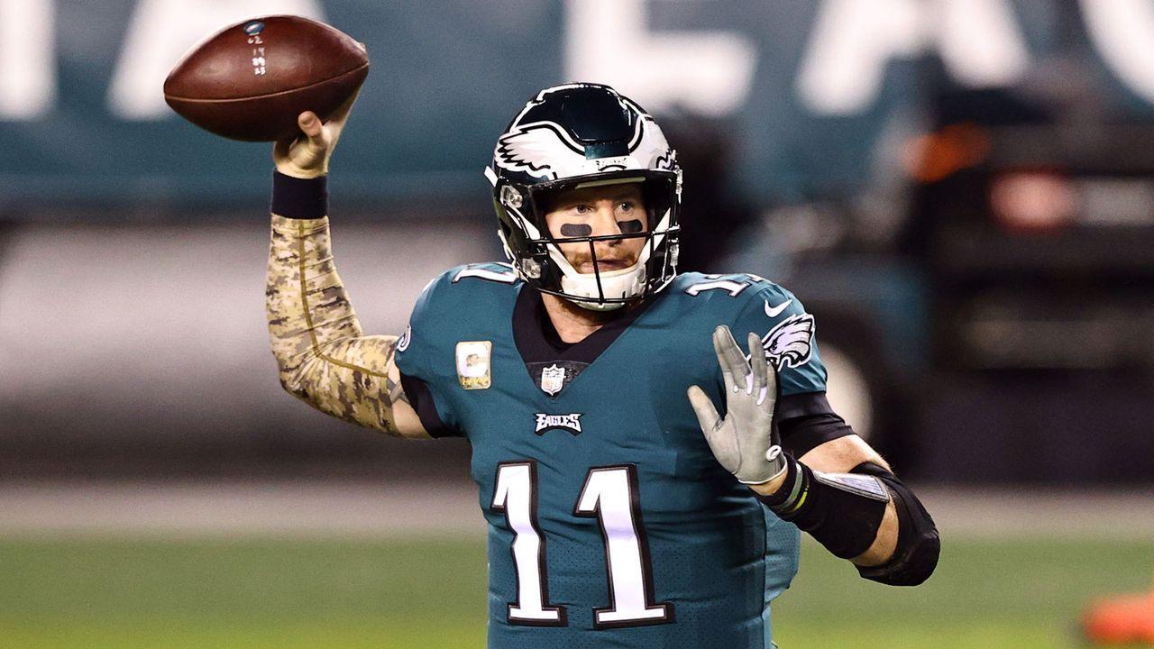 Indianapolis Colts: Carson Wentz - Bildquelle: Getty Images
