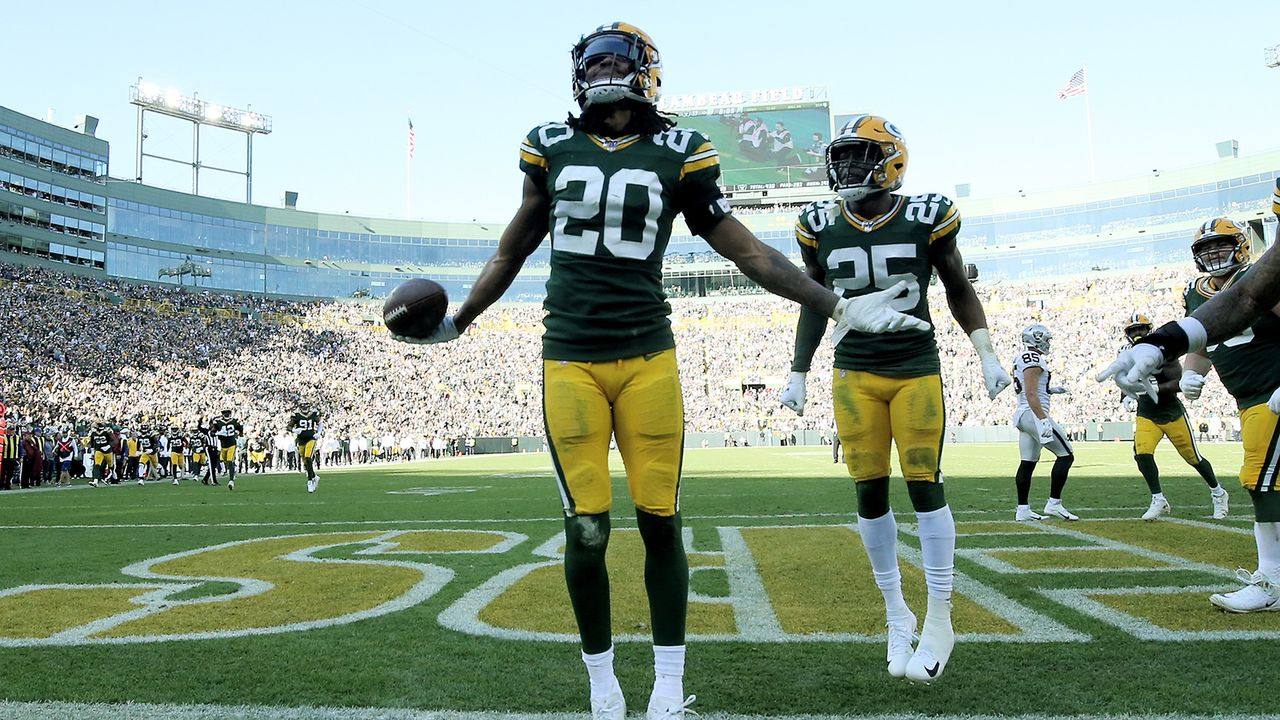 Kevin King (Green Bay Packers) - Bildquelle: Getty Images