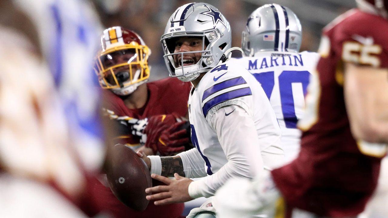 NFL 2019: Diese Teams sind aus dem Playoff-Rennen - Bildquelle: 2019 Getty Images