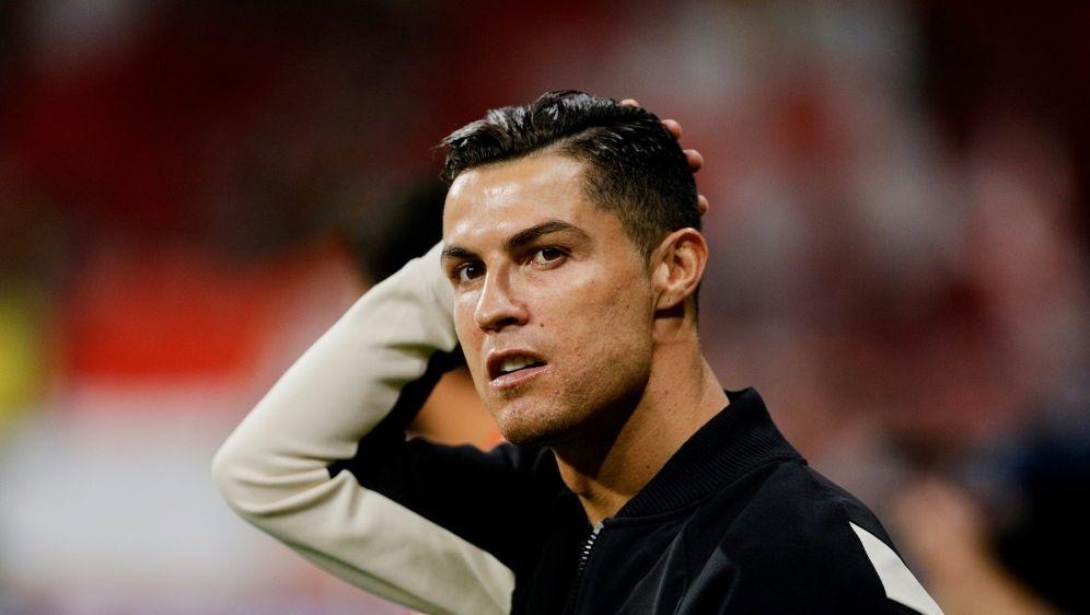 Ronaldo hat sich einen Bugatti Centodieci gekauft - Bildquelle: FIROFIROSID