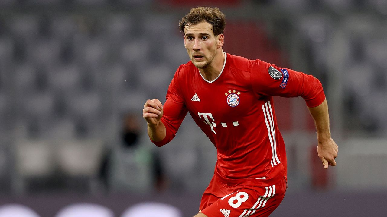 Leon Goretzka - Bildquelle: 2020 Getty Images