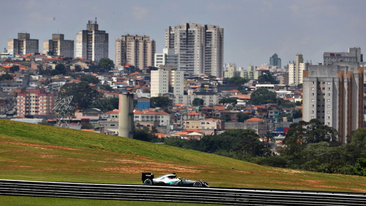 Autódromo José Carlos Pace Sao Paulo, Brasilien  - Bildquelle: 2016 Getty Images