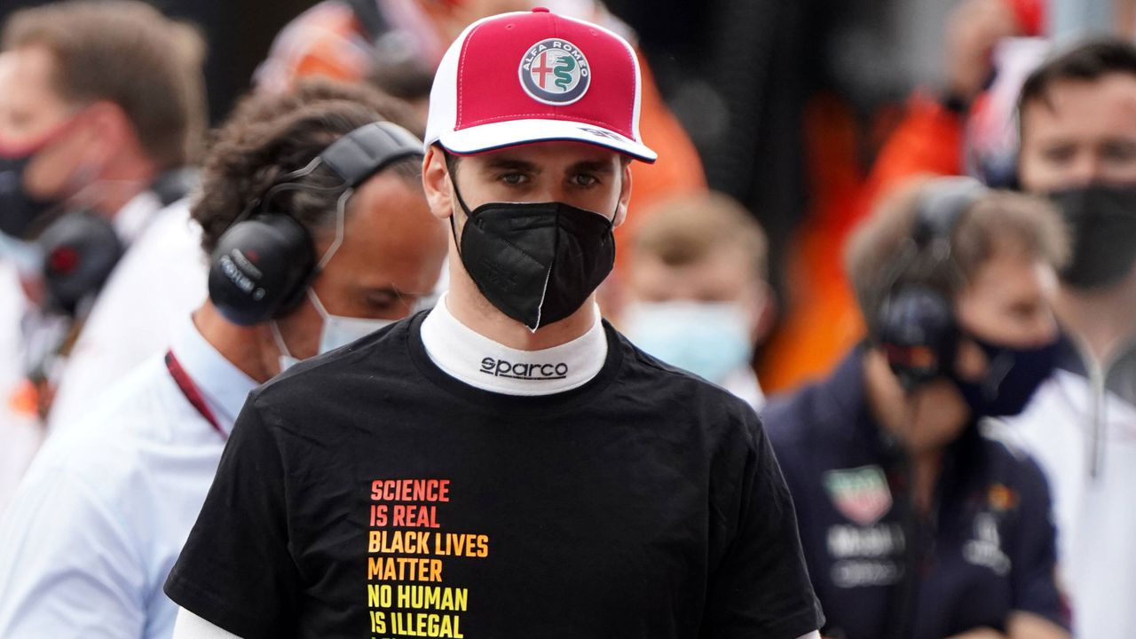 Antonio Giovinazzi (Alfa Romeo Racing) - Bildquelle: imago images