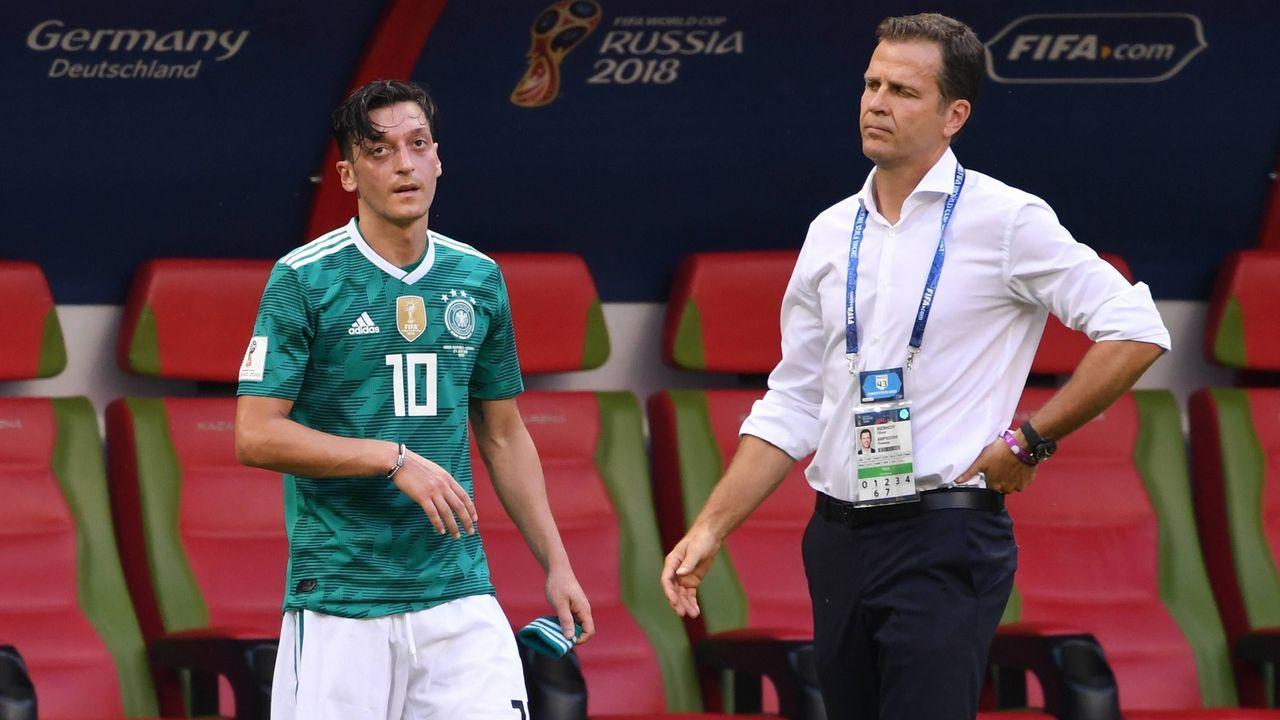Mesut Özil: Rundumschlag gegen Medien und Sponsoren - Bildquelle: Imago