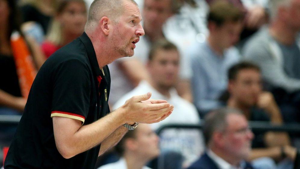 Henrik Rödl bleibt mindestens bis zum Olympia-Turnier - Bildquelle: FIROFIROSID