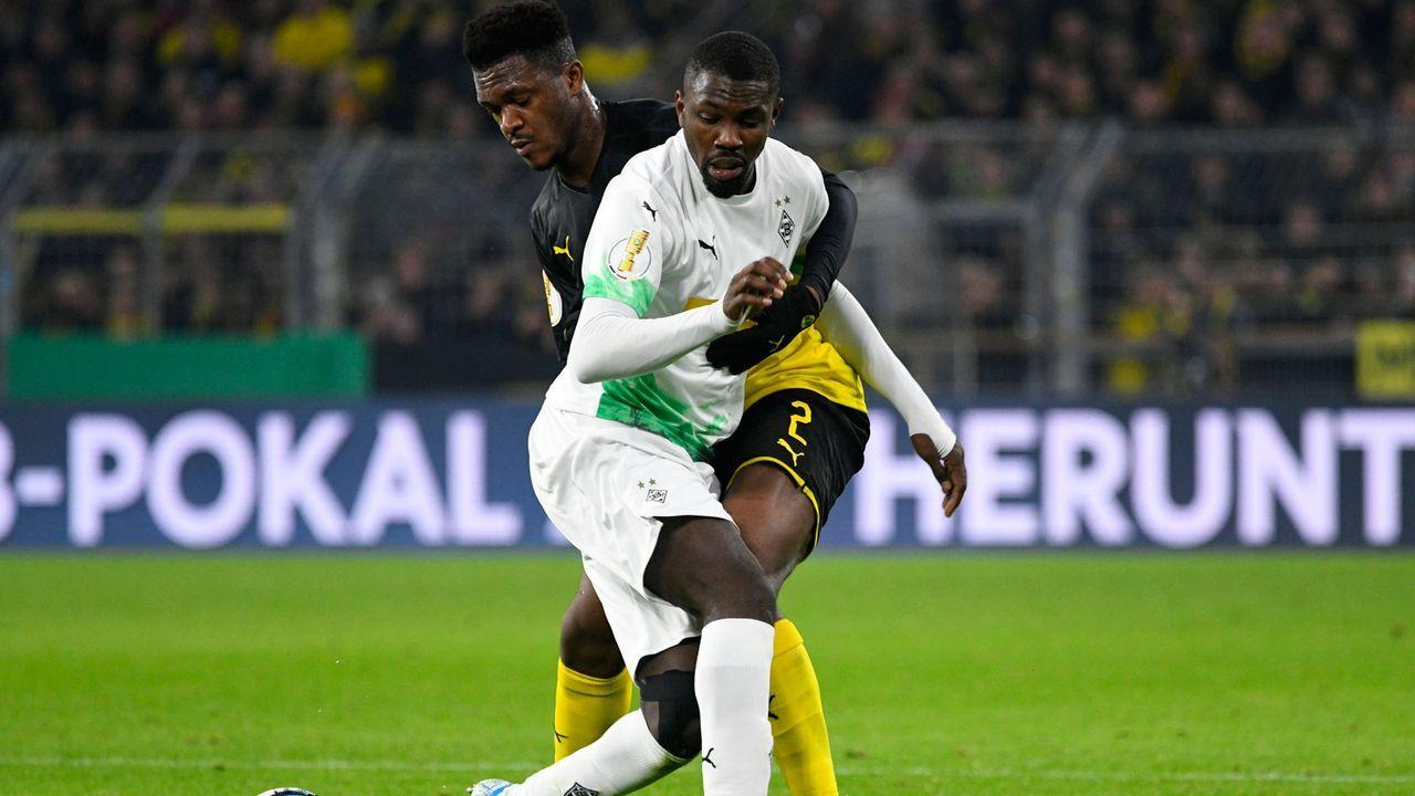 Marcus Thuram (Borussia Mönchengladbach) - Bildquelle: imago