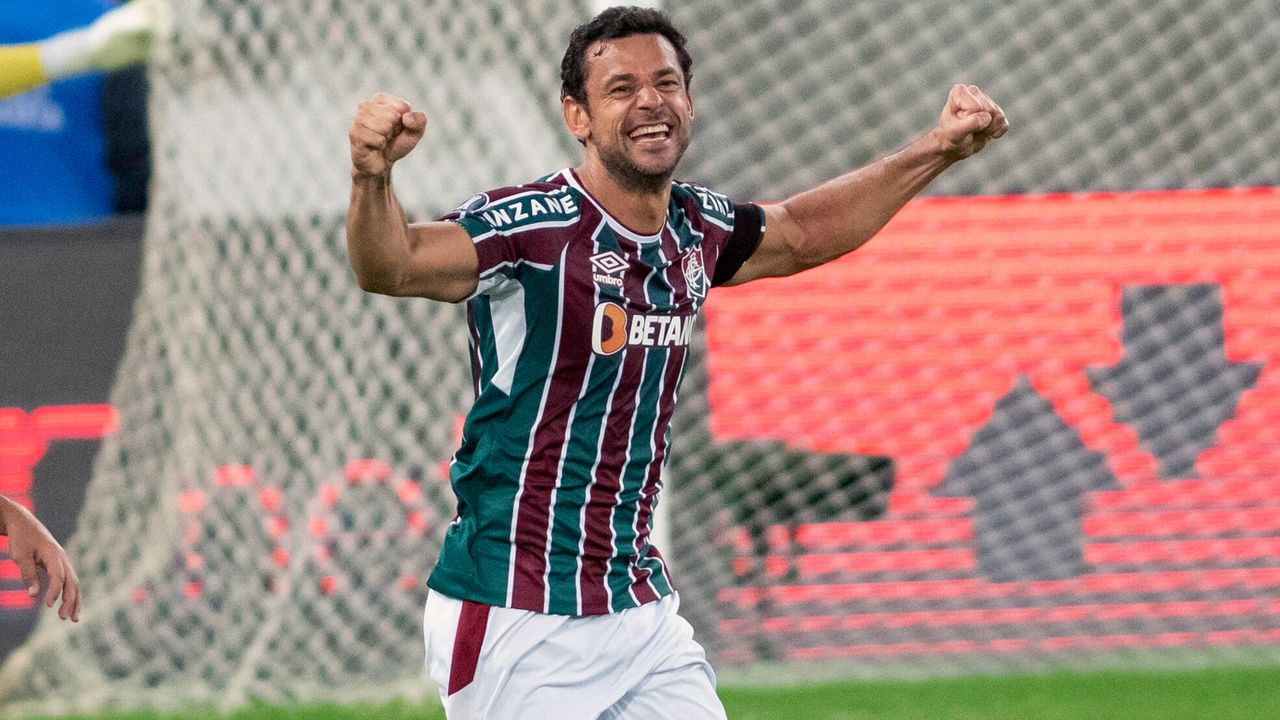 Fred (Fluminense Rio de Janeiro) - Bildquelle: imago images/Fotoarena