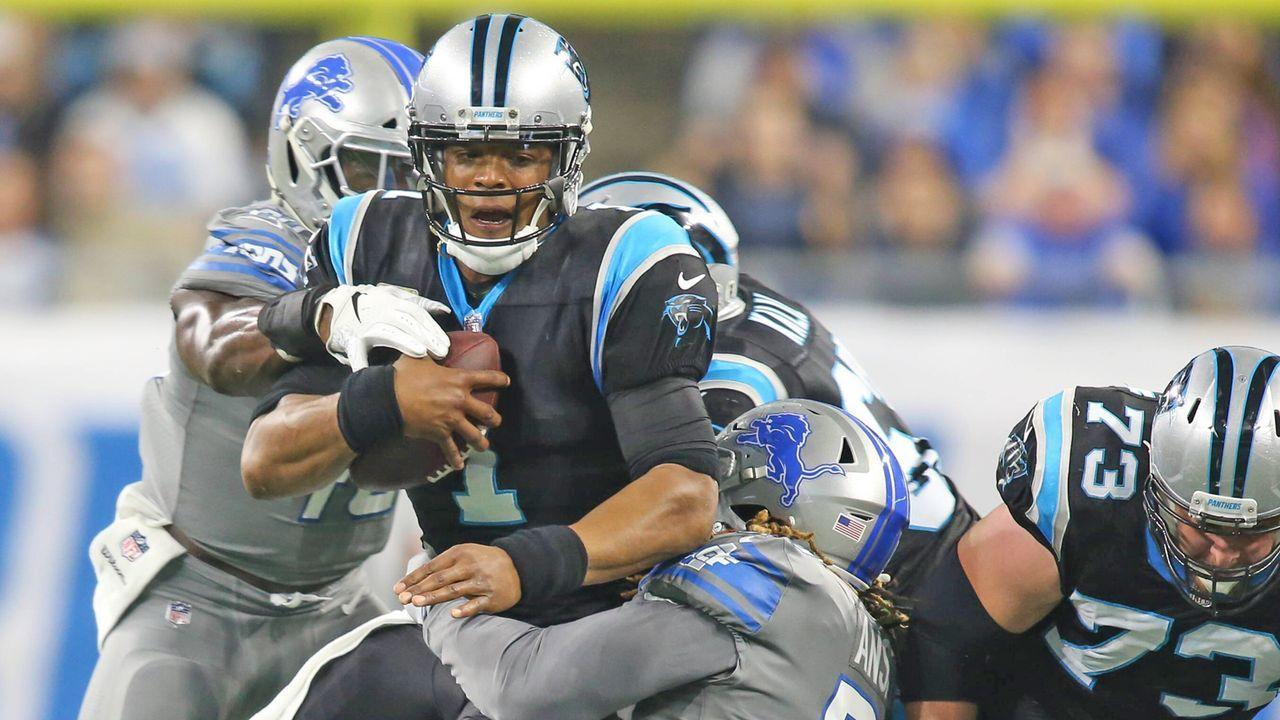 Draft Needs der Carolina Panthers - Bildquelle: imago