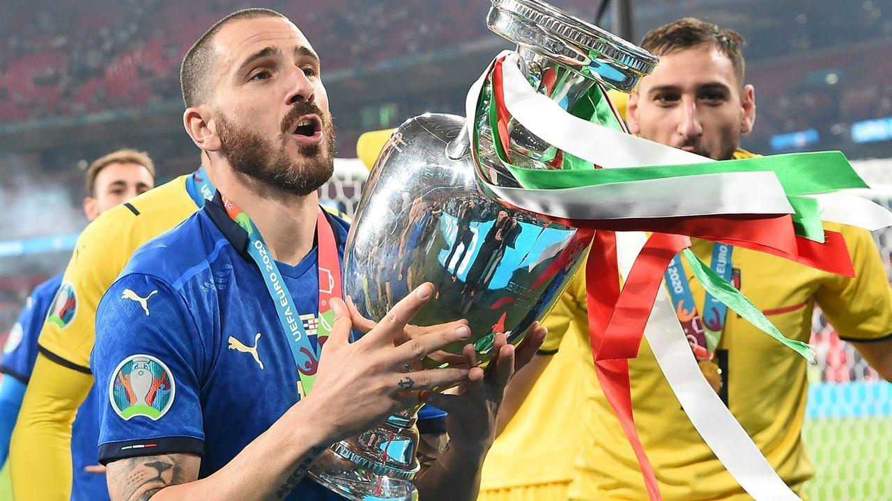 Die Einzelkritik zum EM-Finale Italien vs. England - Bildquelle: getty