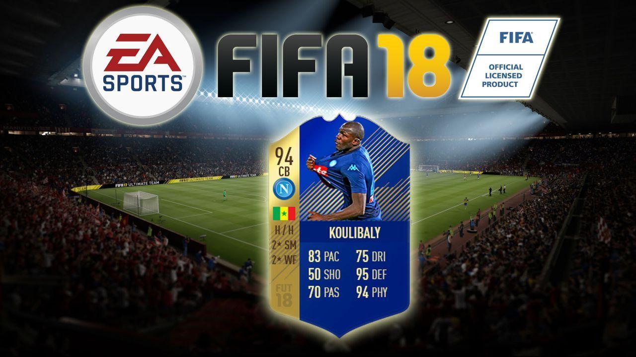 Kalidou Koulibaly - Bildquelle: EA Sports