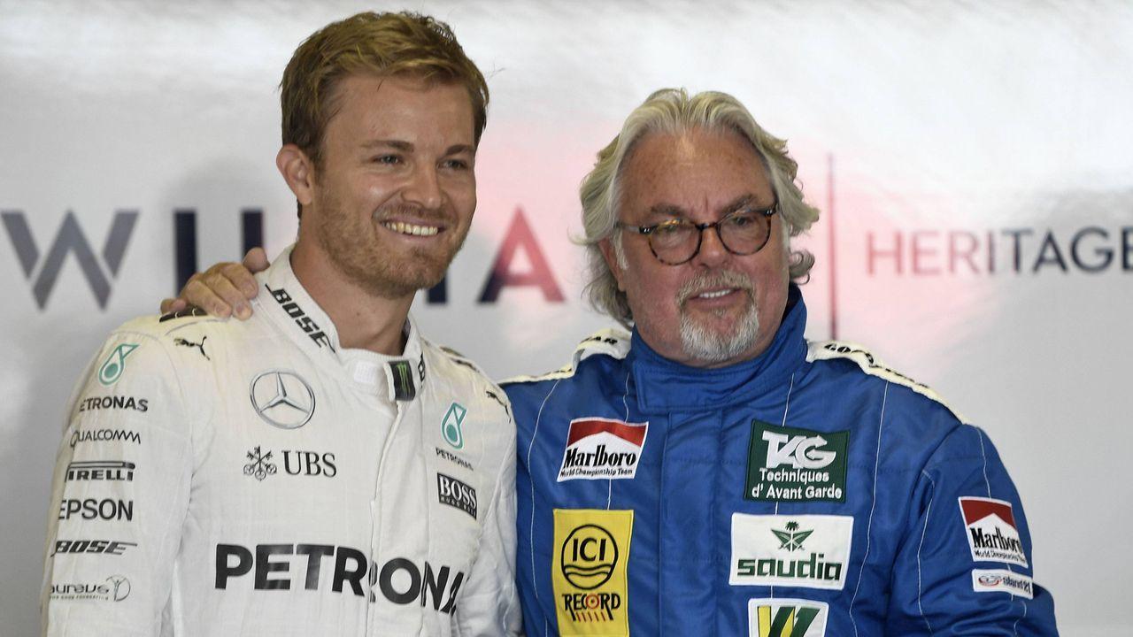 Nico Rosberg - Bildquelle: imago