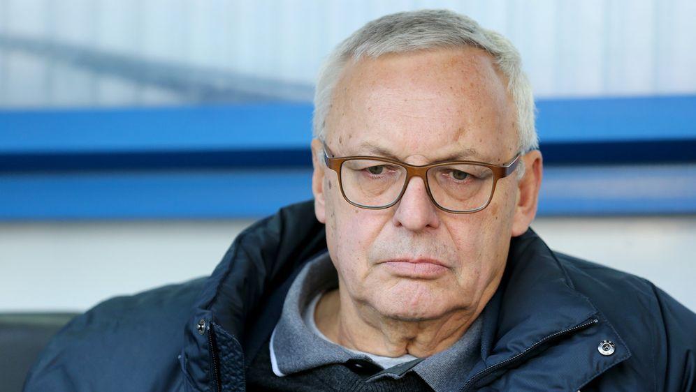 Hertha-Präsident Werner Gegenbauer wehrt sich gegen die Vorwürfe von Jürgen ... - Bildquelle: 2020 Getty Images