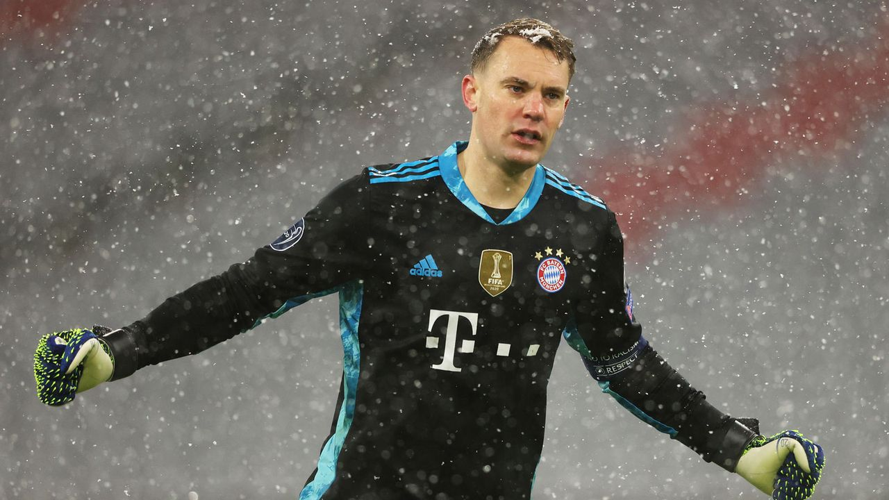 Manuel Neuer - Bildquelle: Getty Images