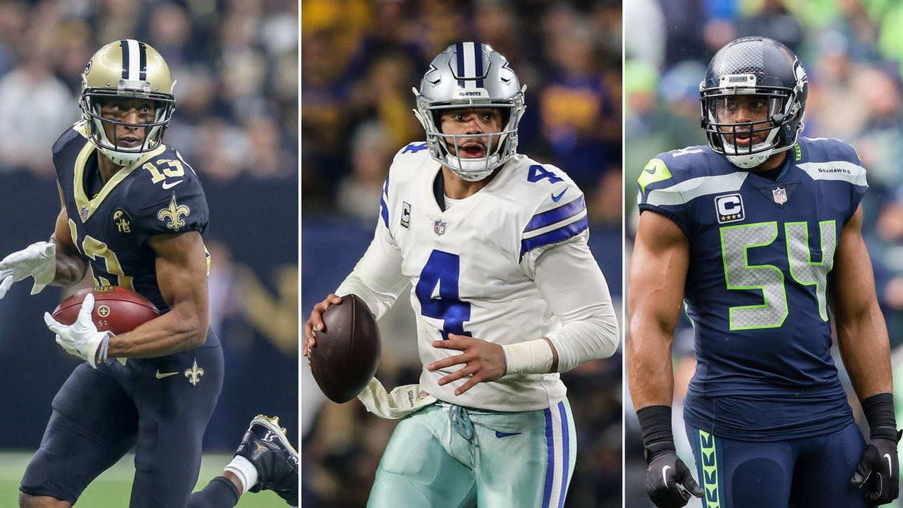 Contract Year 2019: Diese NFL-Stars kämpfen um einen Monsterdeal - Bildquelle: 2018 Getty Images