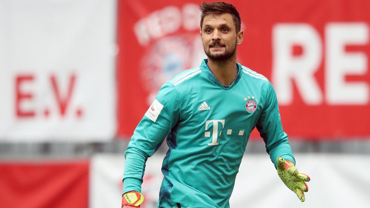 Sven Ulreich (Hamburger SV) - Bildquelle: 2020 Getty Images