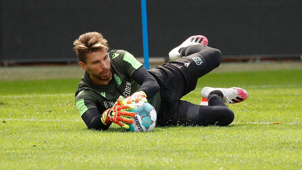 Ron-Robert Zieler (1. FC Köln) - Bildquelle: imago images/Joachim Sielski
