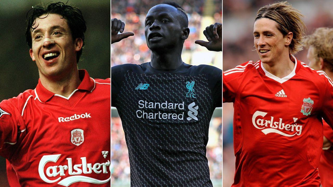 Top 10: Liverpools Rekordtorschützen in der Premier League - Bildquelle: Getty Images