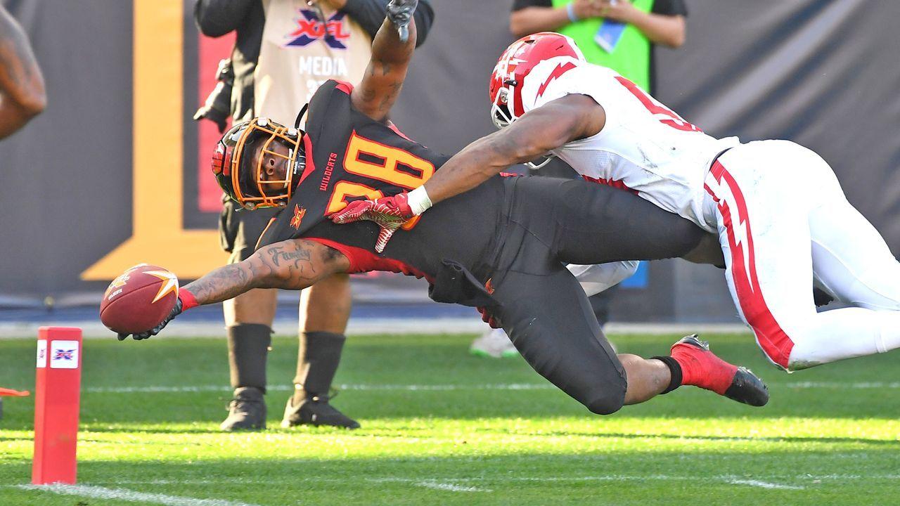 Vergleich XFL vs. NFL - Bildquelle: 2020 Getty Images