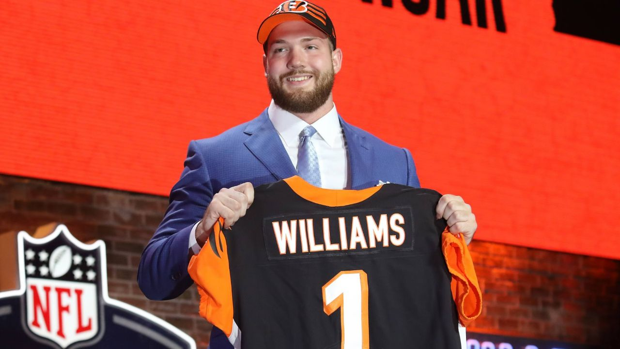 Jonah Williams (Left Tackle, Cincinnati Bengals) - Bildquelle: imago