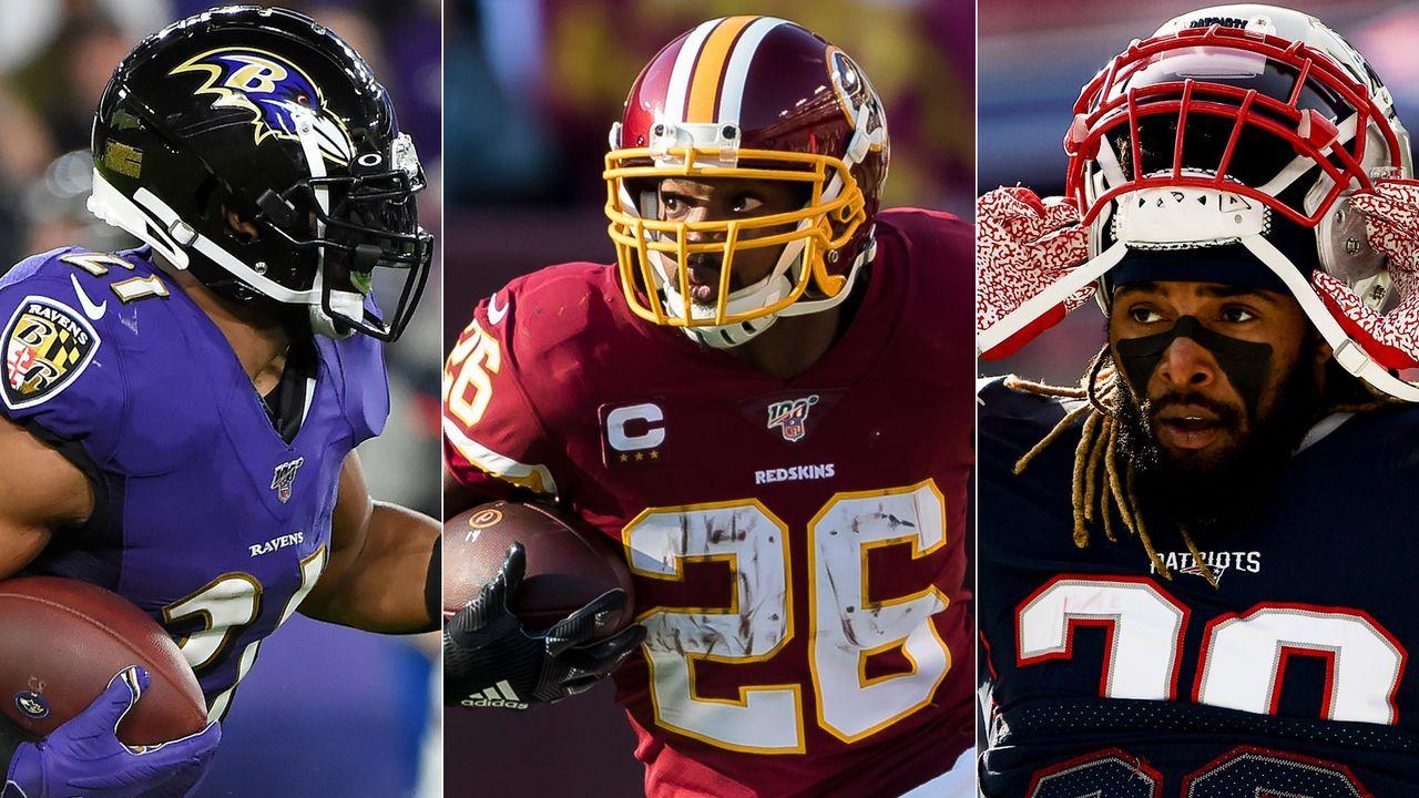"""Erfahrene """"Workhorses"""": Das sind die Running Backs in der NFL über 30 - Bildquelle: Getty"""