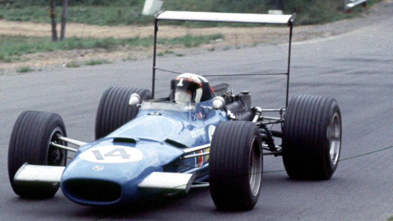 Matra MS10 (1968)  - Bildquelle: imago sportfotodienst
