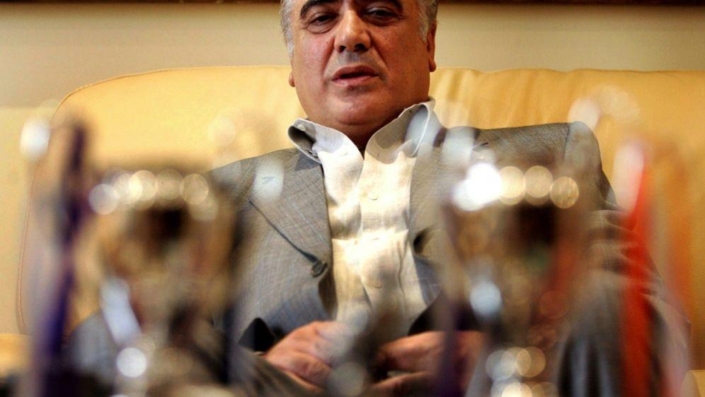Lorenzo Sanz (Archivbild) erliegt dem Coronavirus - Bildquelle: AFPSIDSTR