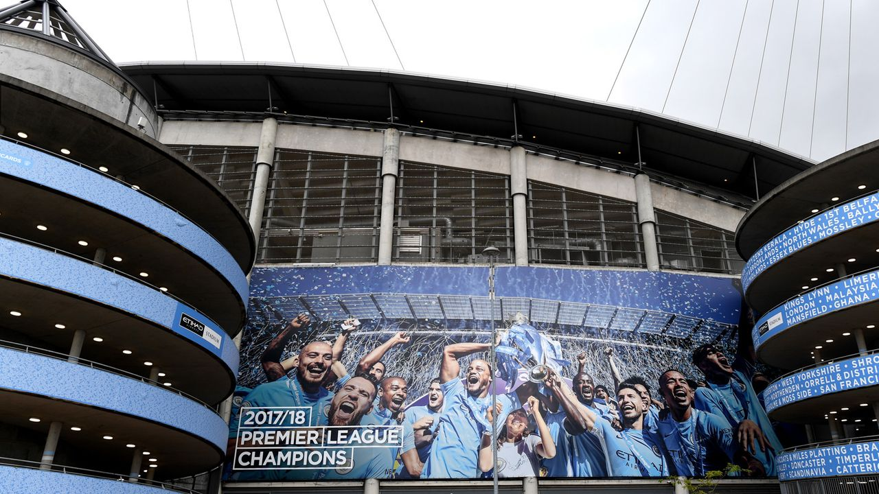 Manchester City - Bildquelle: 2019 Getty Images