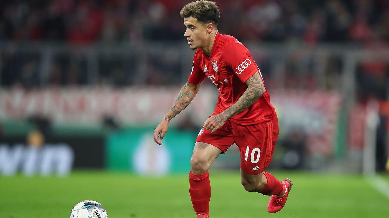 Coutinho (Bayern München) - Bildquelle: getty
