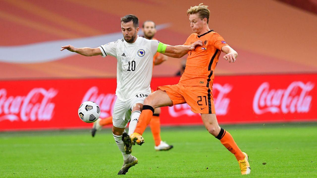 Niederlande (FIFA-Weltrangliste Platz 15) - Bildquelle: 2020 Getty Images