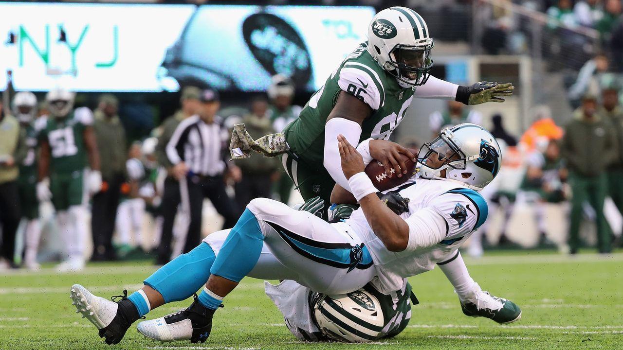 New York Jets at Carolina Panthers - Bildquelle: Getty Images