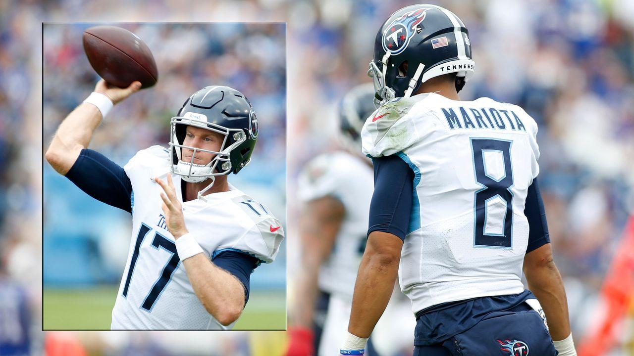 Tennessee Titans - Bildquelle: imago images / Icon SMI