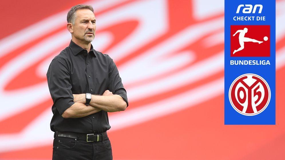 Mainz-Trainer Achim Beierlorzer steht vor einer schweren Aufgabe. - Bildquelle: 2020 Getty Images