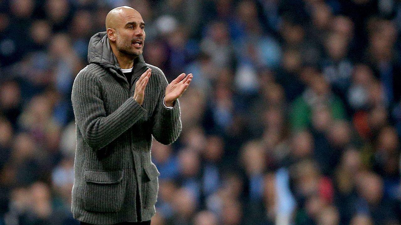 Manchester City - Tottenham Hotspur 2:2 - Bildquelle: imago images / PA Images