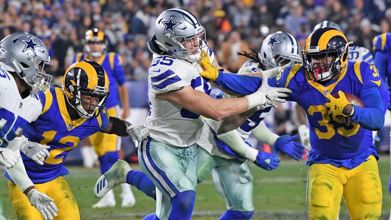 Verlierer: Cowboys-Defense - Bildquelle: 2019 Getty Images