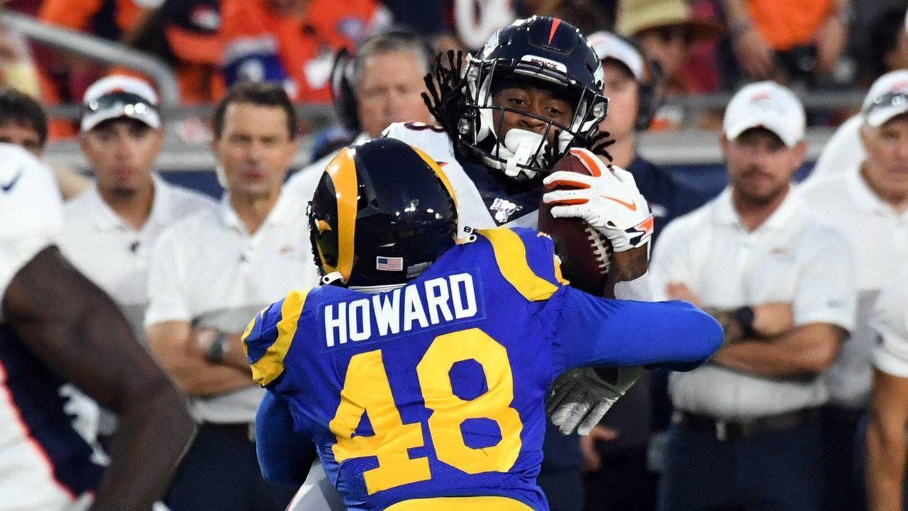 Travin Howard (Los Angeles Rams) - Bildquelle: Imago