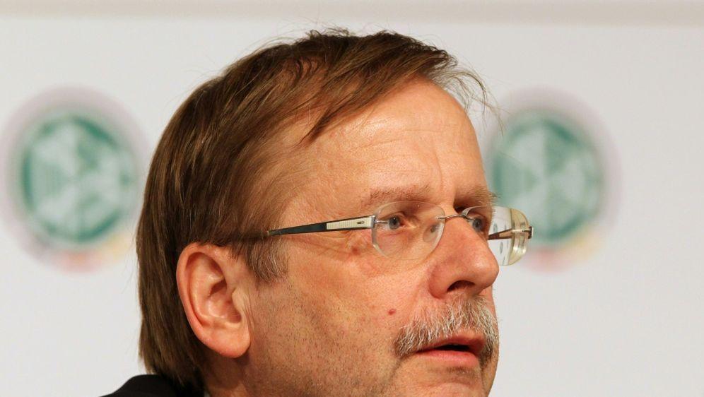 DFB-Vizepräsident Rainer Koch - Bildquelle: AFPSIDDANIEL ROLAND