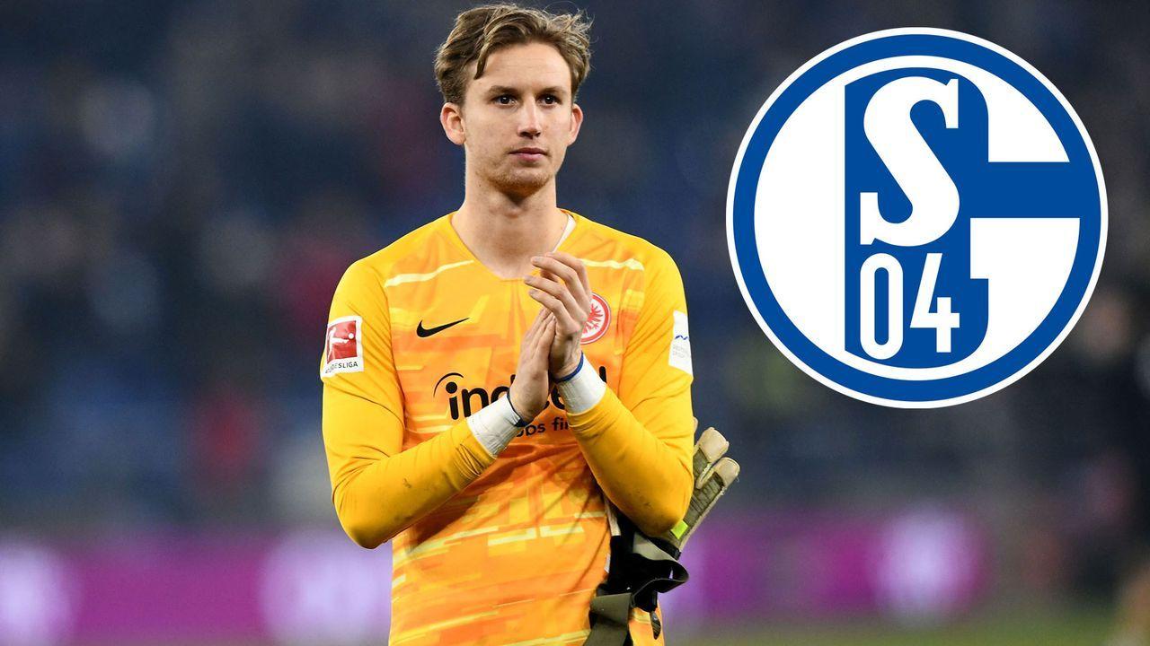 Frederik Rönnow (Eintracht Frankfurt) - Bildquelle: Getty Images