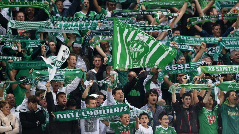 Die Fans von St. Etienne wollen das Finale boykottieren - Bildquelle: AFPSIDPHILIPPE DESMAZES