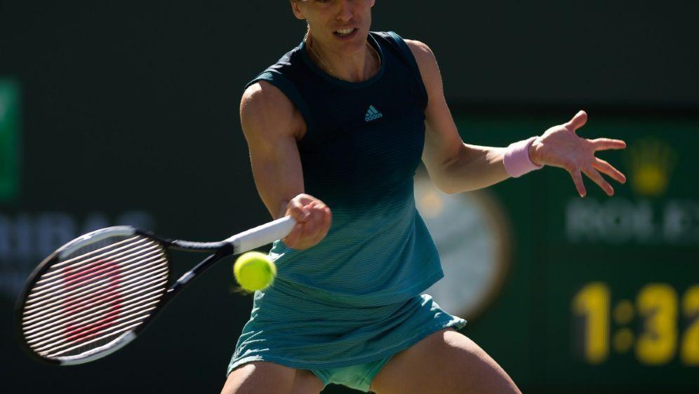 Andrea Petkovic muss zunächst gegen Jelena Ostapenko ran - Bildquelle: PIXATHLONPIXATHLONSID