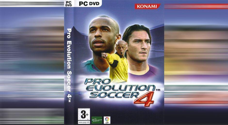PES 4 - Bildquelle: Konami