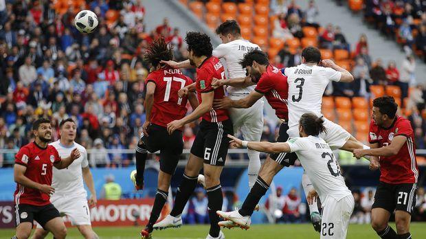Ergebnis Г¤gypten Uruguay
