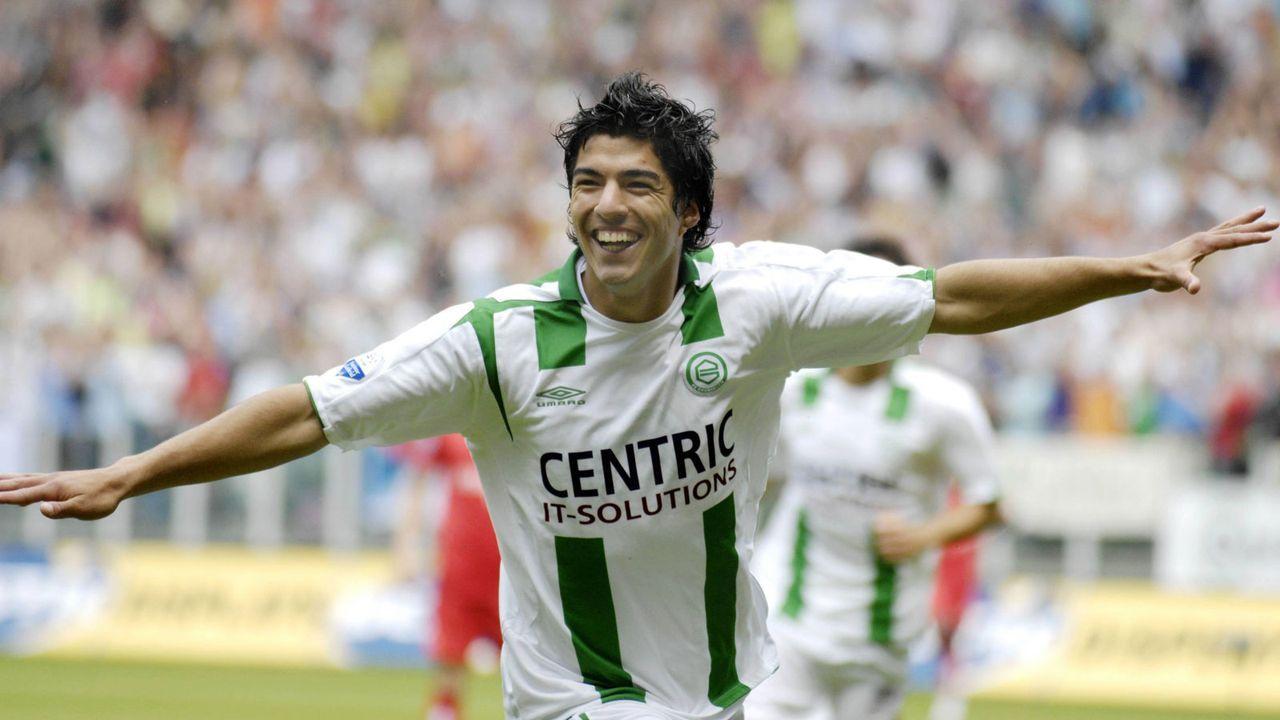 Luis Suarez (FC Groningen) - Bildquelle: imago sportfotodienst